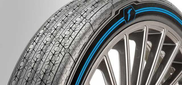 Goodyear ya está preparando los neumáticos del futuro para los coches eléctricos y autónomos