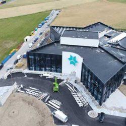 Kreisel termina su fábrica, y comenzará la producción de baterías en septiembre