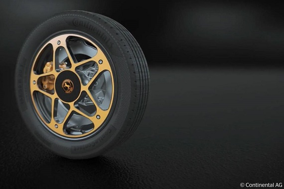 Continental New Wheel