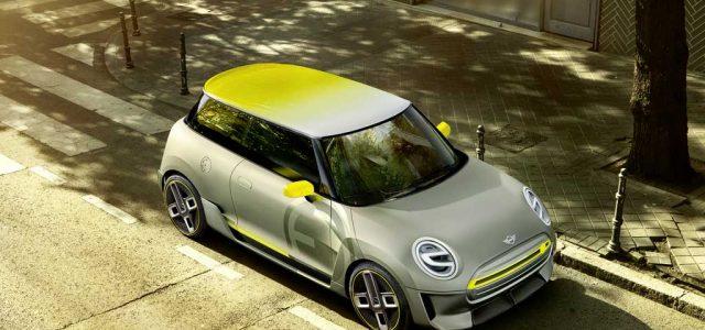 El nuevo Mini eléctrico comenzará a fabricarse en noviembre de 2019