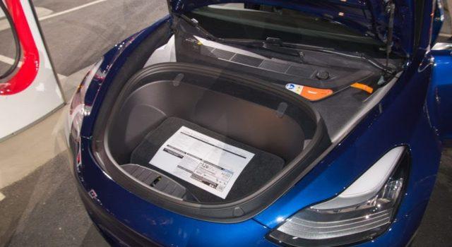 El Tesla Model 3 puede convertirse en el coche eléctrico más eficiente del mercado
