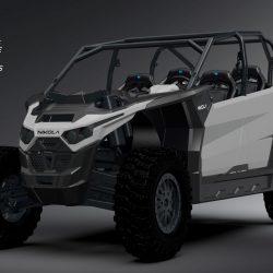 Nikola Motors presenta el UTV más potente del mercado. 562 CV y hasta 120 kWh de batería