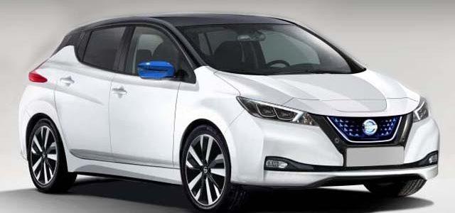 Filtradas la características del nuevo Nissan LEAF. Motor, batería, precios, maletero…etc