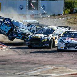 La FIA acelera el desarrollo de un Campeonato Mundial de Rallycross con coches eléctricos. Peugeot, Audi y Volkswagen entre los promotores