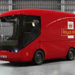 El servicio postal británico se pasa a las furgonetas eléctricas