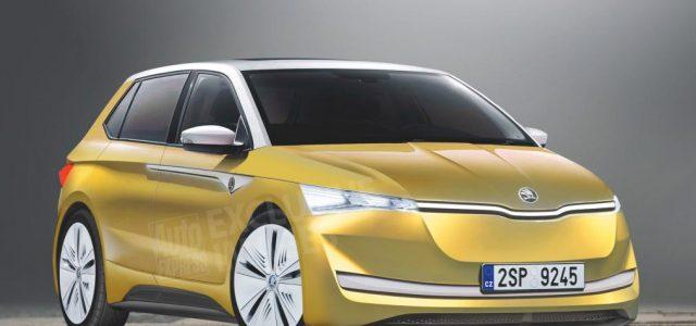 Los grandes planes de Skoda en el sector del coche eléctrico:  Un compacto, y dos todocaminos