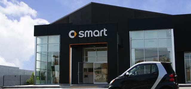 Los concesionarios de Smart en Estados Unidos dicen no al coche eléctrico. ¿Una buena noticia para Daimler?