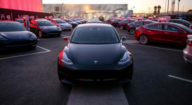 La producción del Tesla Model 3 parece que se acelera más rápido de lo esperado