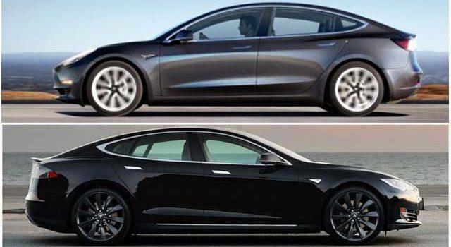 Encuesta: Tesla Model 3 a estrenar o Model S de ocasión