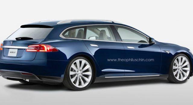 Una marca independiente trabaja en un prototipo familiar del Tesla Model S