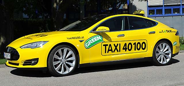 Munich pone en marcha un original sistema de ayuda a la compra de taxis eléctricos. Pago por kilómetro recorrido