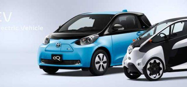 Toyota y Mazda forman una alianza para colaborar en el desarrollo de coches eléctricos