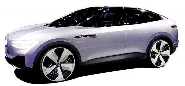 El primer modelo eléctrico de nueva generación de Volkswagen en Estados Unidos será un rival para el Tesla Model Y