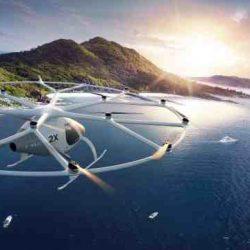 Daimler invierte 30 millones en el helicóptero eléctrico Volocopter