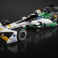 Audi e-tron FE04: el nuevo monoplaza eléctrico de Audi para la Fórmula E