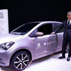 SEAT registra dos denominaciones para su primer coche eléctrico. Born-E y E-Born