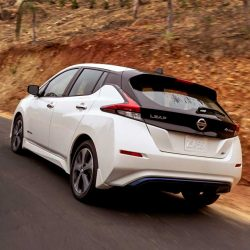 Cuatro coches eléctricos optan al galardón de Coche del Año de Motor Trend