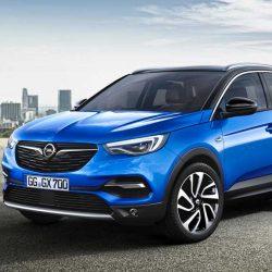 Opel Grandland X PHEV. Una de las sorpresas de Frankfurt