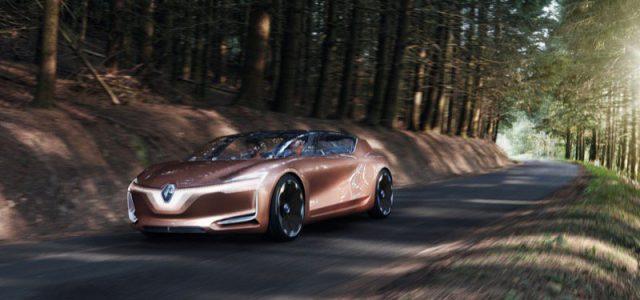 Renault SYMBIOZ y el cómo serán los coches en 2030. Eléctricos, autónomos y conectados