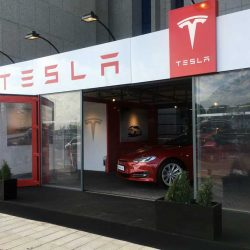 Tesla abre su primera Pop-Up Store en Madrid
