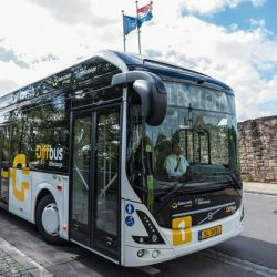 El autobús eléctrico de Volvo recibe su mayor pedido con 25 unidades para Trondheim, Noruega