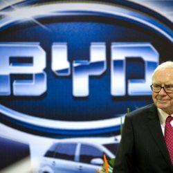 Hace 9 años Warren Buffett invertía en una empresa desconocida. BYD