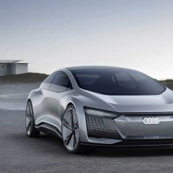 Audi Aicon. Un coche eléctrico y autónomo con hasta 800 kilómetros de autonomía