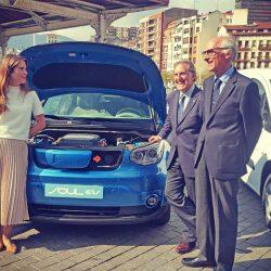 Bilbao pone en marcha una Promoción del Vehículo Eléctrico dirigida a profesionales. Un coche eléctrico gratis durante una semana