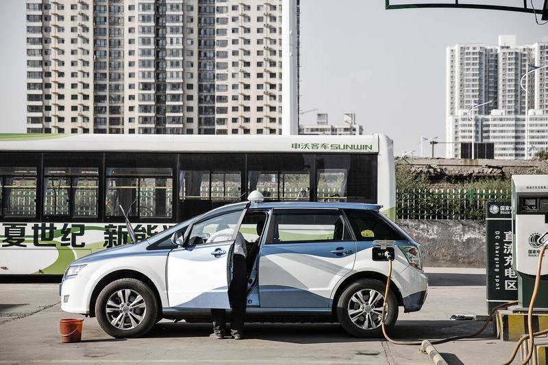China electiric car
