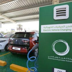 Hasta Dubai ofrece parking y recarga gratuita para los coches eléctricos