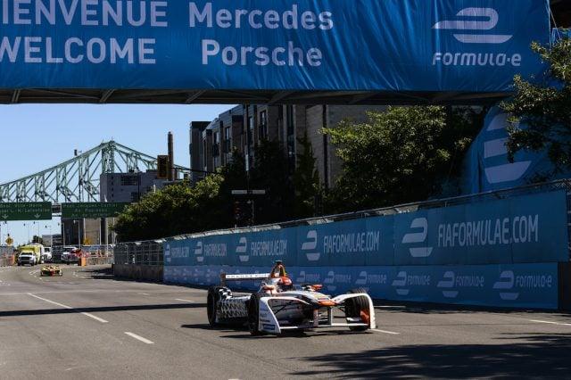 Formula E 2018: Faraday Future