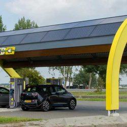 Alemania concede una ayuda de 4 millones de euros a Fastned para construir 25 estaciones de recarga rápida