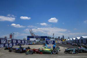 Nuevos equipos Formula E 2018