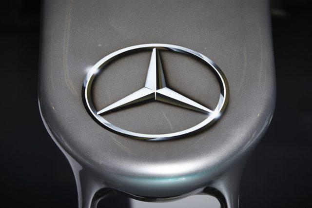Mercedes-Benz Formula E 2019