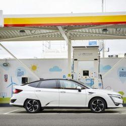 ¿Cuánto cuesta repostar un coche a hidrógeno? Honda paga 10 libras por kilo en Reino Unido