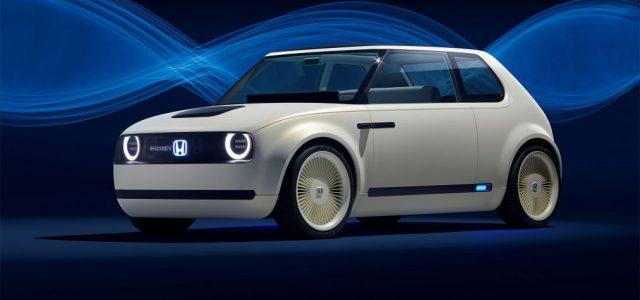 Honda Urban EV Concept. Un eléctrico urbano poco ambicioso que llegará a Europa en 2019