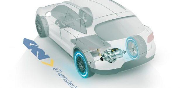 GKN presenta el eTwinsterX. Un sistema eléctrico adaptable a múltiples vehículos