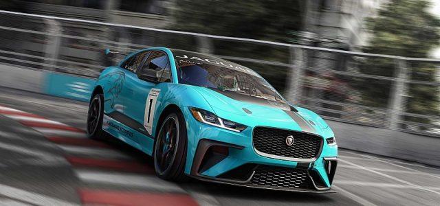 Jaguar I-PACE eTROPHY. Se presenta el primer modelo de la competición de turismos eléctricos de la FIA