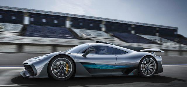 El sucesor del Mercedes-AMG Project One será un modelo 100% eléctrico