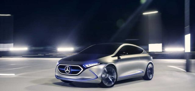 Mercedes EQA. Dos motores, tracción total, más de 200 kW de potencia y 60 kWh de batería