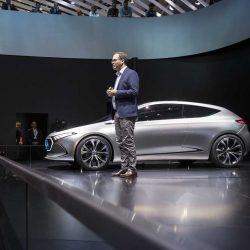 Mercedes presenta su ambicioso plan industrial para el programa de coches eléctricos