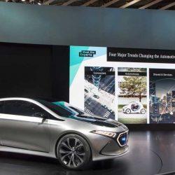 Más detalles del Mercedes EQA. Medidas, aceleración…(Vídeo)