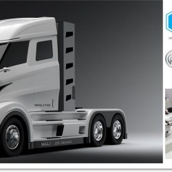 Nikola Motors colabora con Bosch para el desarrollo del sistema de propulsión de su camión eléctrico
