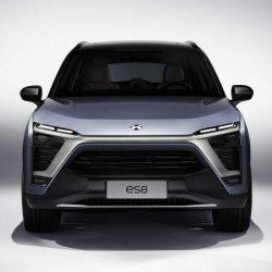 Publicados los detalles técnicos del NIO ES8. Batería extraible de 67 kWh, 355 kms de autonomía y llegada en diciembre