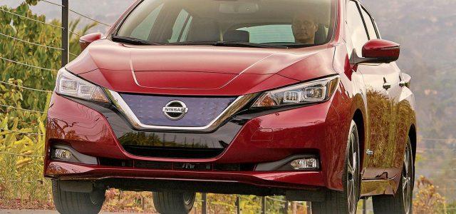 El nuevo Nissan LEAF vendrá acompañado por un cambio de estrategia comercial