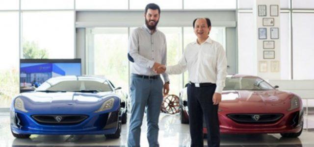 Rimac recibe una inversión de 30 millones de euros de una empresa china