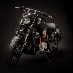 Tacita mostrará al mundo su nueva moto eléctrica T-Cruise