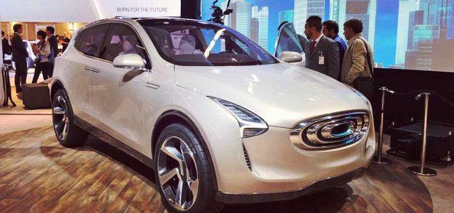 Thunder Power presenta un todocamino eléctrico en Frankfurt. 125 kWh, 650 kilómetros de autonomía y un precio razonable