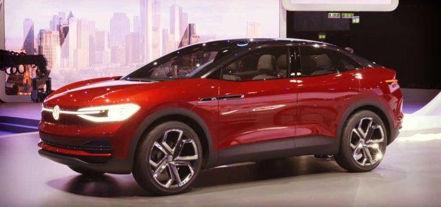 Se presenta el Volkswagen ID Crozz. Un todocamino eléctrico que llegará en 2020