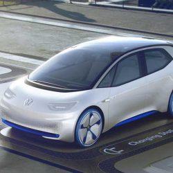 El Volkswagen ID llegará al mismo tiempo que el nuevo Golf